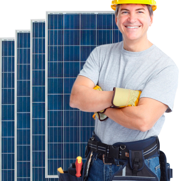 worker-with-solar-panel