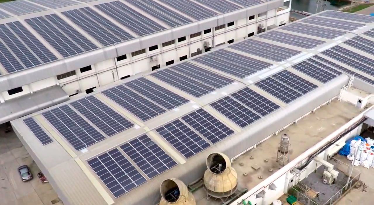 factory-with-solar-panels